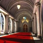 Throneroom Hallway