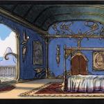 Fahn's bedroom