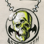 Astro Goth logo