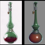 Tigberry Wine Bottle